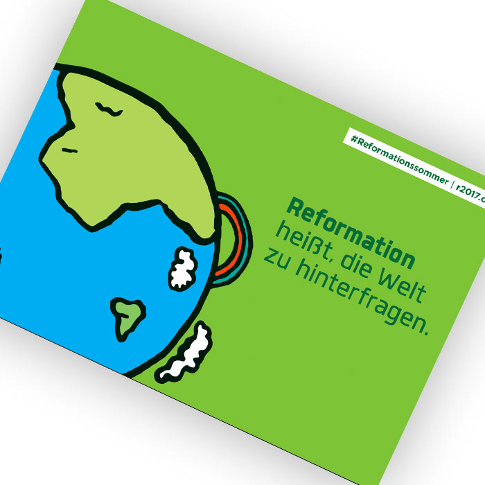 Booklet Reformationssommer 2017