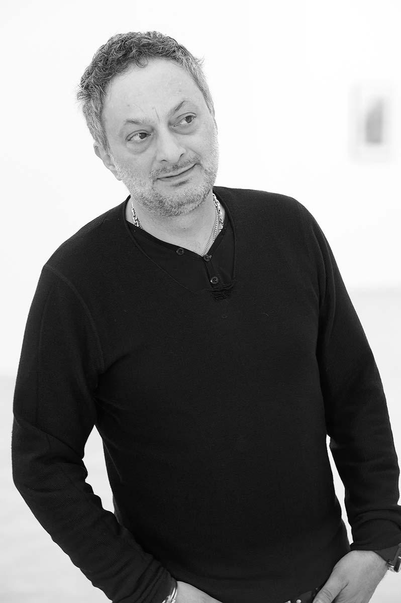 Portrait Feridun Zaimoglu
