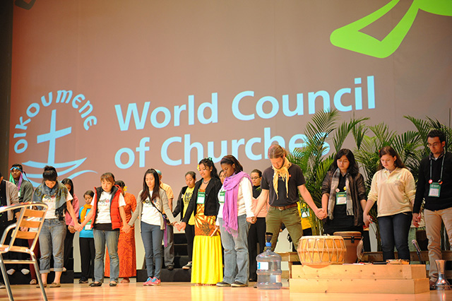 WCC 10th Assembly Korea (Joanna Linden Montes WCC)